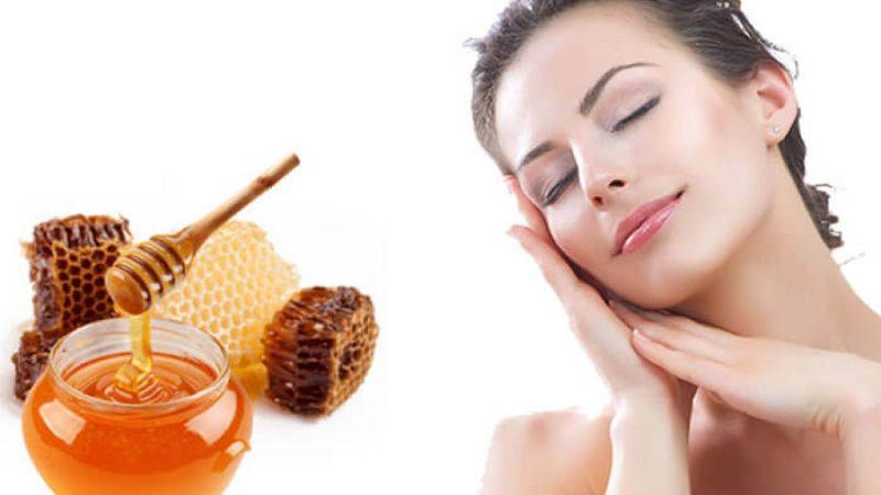 tác dụng của mật ong trong làm đẹp